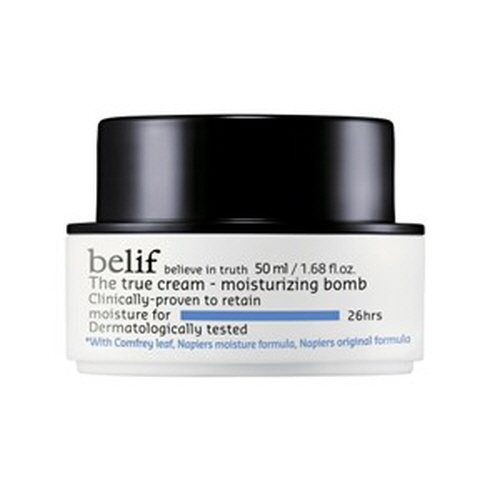BELIF The True Cream Moisturizing Bomb 50ml, BELIF