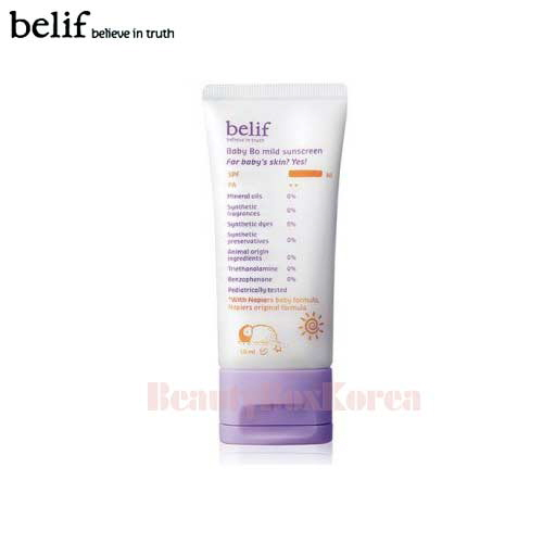 BELIF Baby Bo Mild Sunscreen SPF30 PA++ 50ml