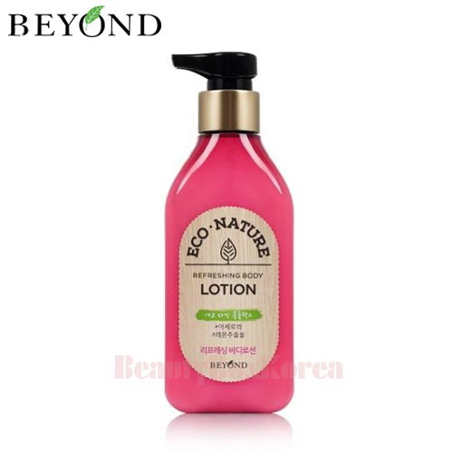 BEYOND Eco Nature Refreshing Body Lotion 300ml
