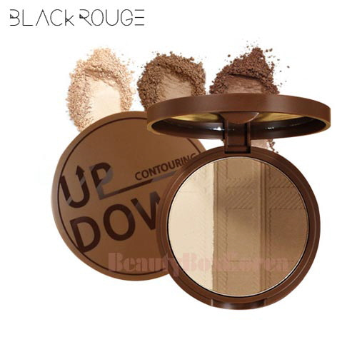 BLACKROUGE Up And Down Triple Contouring 10g