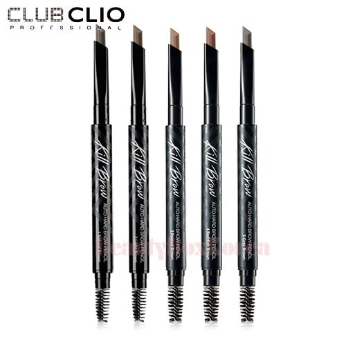 CLIO Auto Hard Brow Pencil  0.31g