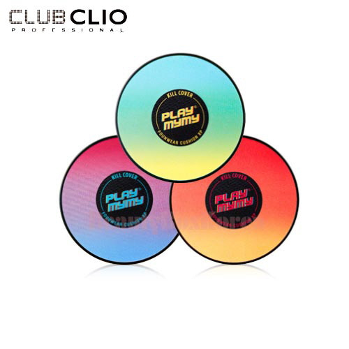 CLIO Kill Cover Founwear Cushion XP SPF 50+ PA+++ 15g*2ea [Play Mymy Collection]