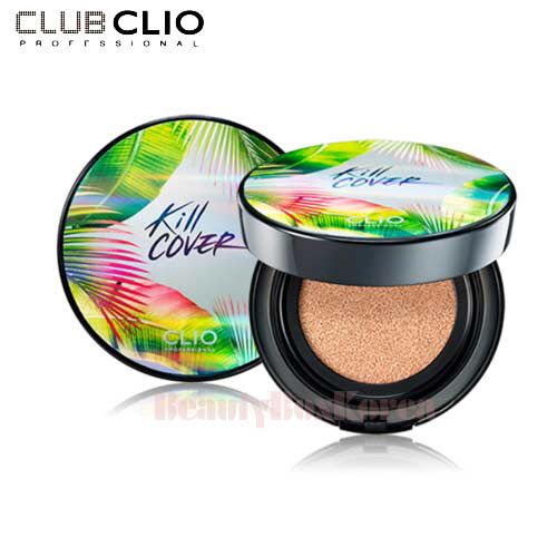 CLIO Kill Cover Founwear Long Wearing Cushion 15g*2ea [2017 Limited Edition]