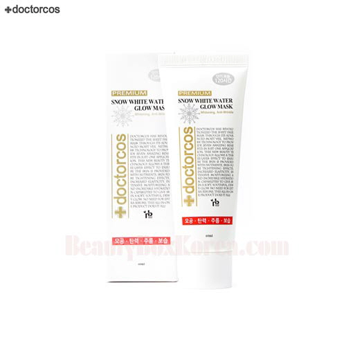 DOCTORCOS Snow White Water Glow Mask 60ml