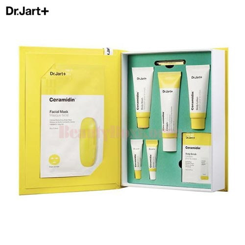 Dr.JART+ Ceramidin Cream 50ml with Ceramidin Kit 6items [New Ceramidin Fantasy Limited Set]
