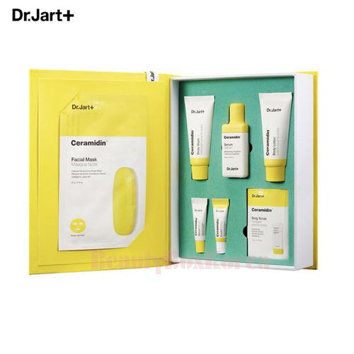 DR.JART+ Ceramidin Serum 40ml with Ceramidin Kit 6items [New Ceramidin Fantasy Limited Set]