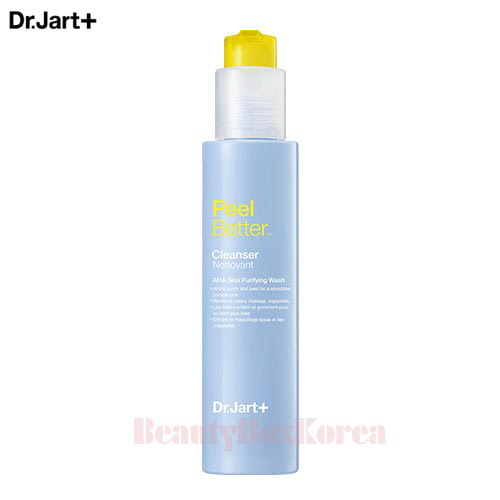 DR.JART+ Peel Better Cleanser 120ml