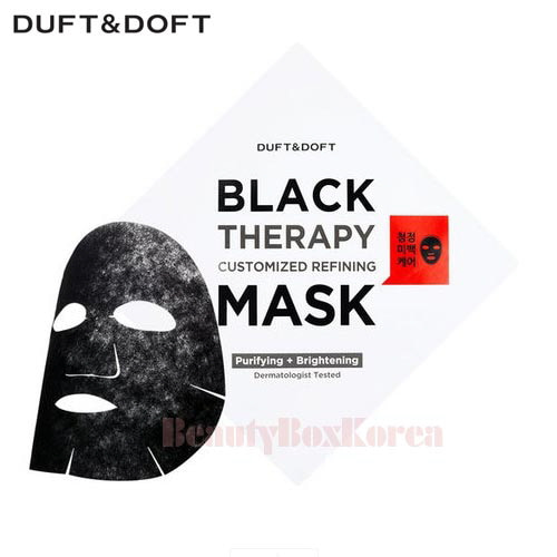 DUFT&DOFT Black Therapy Customized Refining Mask 28ml