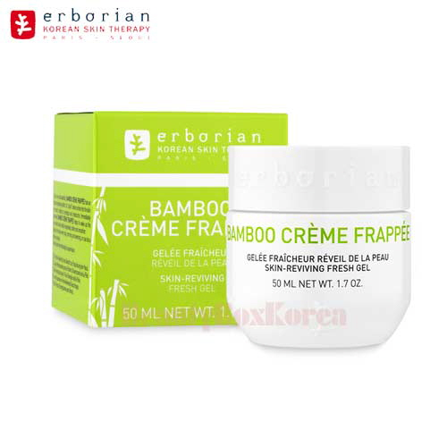 ERBORIAN Bamboo Frappee Cream 50ml