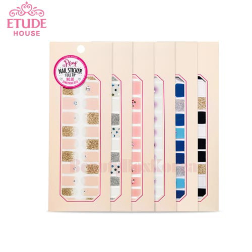 ETUDE HOUSE Nail Sticker Full Tip 22tips