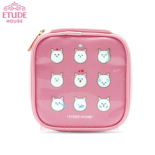 ETUDE HOUSE Sugar and Jam Sweet Pouch Pink 1ea