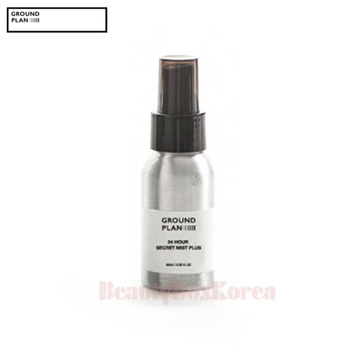 GROUND PLAN 24h Secret Mist Plus 60ml