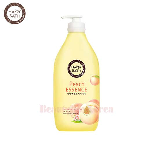 HAPPY BATH Peach Essence Bodywash 900g
