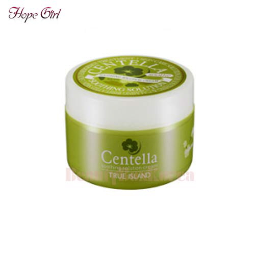 HOPE GIRL True Island Centella Soothing Solution Cream 55ml