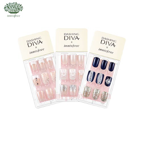 Innisfree Dashing Diva Magic Press Premium 1set
