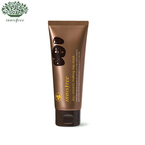 INNISFREE Jeju Volcanic Melting Clay Mask 100ml, INNISFREE