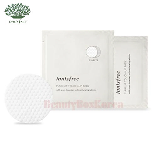 INNISFREE Makeup Touch-Up Pads 1.6g*2ea
