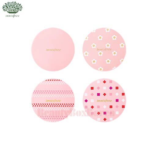 INNISFREE My Cushion Case - Light pink Case 4colos 1ea