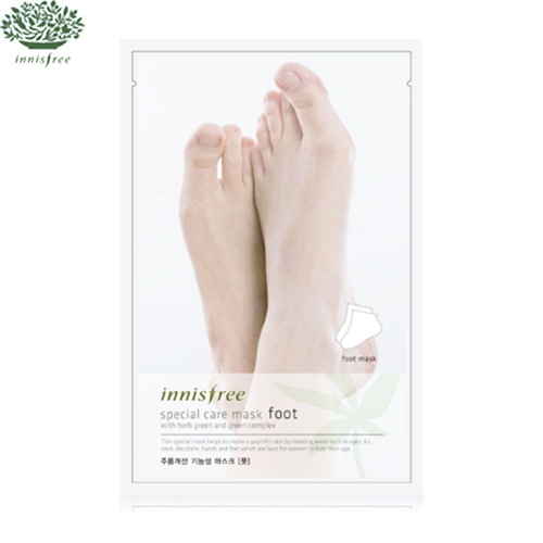 INNISFREE Special Care Mask - Foot 20ml, INNISFREE