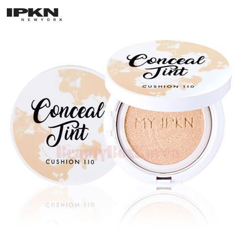 IPKN My Conceal Tint Cushion SPF50+ PA+++ 15g+15g