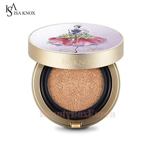 ISA KNOX Age Focus Cover Cushion 15g*2ea [2017 Sassy Du Fleur Collaboration]