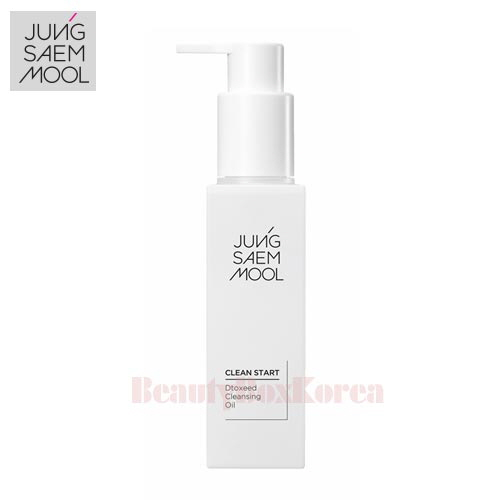JUNGSAEMMOOL Clean Start Dtoxeed Cleansing Oil 120ml