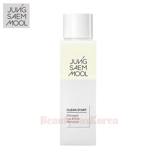 JUNGSAEMMOOL Clean Start Dtoxeed Lip & Eye Remover 120ml