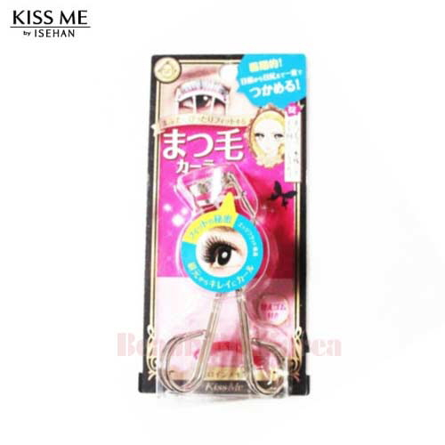 KISS ME Heroine Make Eyelash Curler 1ea,KISS ME