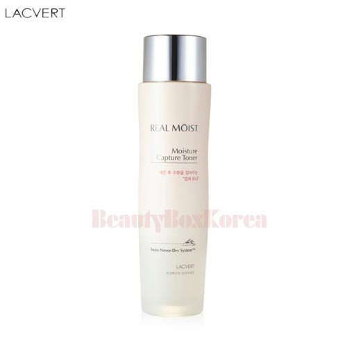 LACVERT Real Moist Moisture Capture Toner 150ml