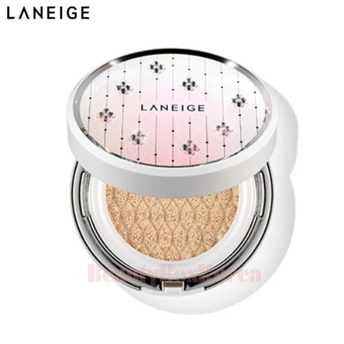 LANEIGE BB Cushion Whitening SPF50+ PA+++ 15g*2ea [Crystals From Swarovski Edition],LANEIGE