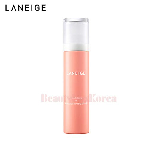 LANEIGE Fresh Calming Quick Morning Mask 80g
