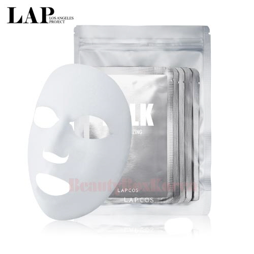 LAPCOS Daily Skin Mask 28ml*5ea