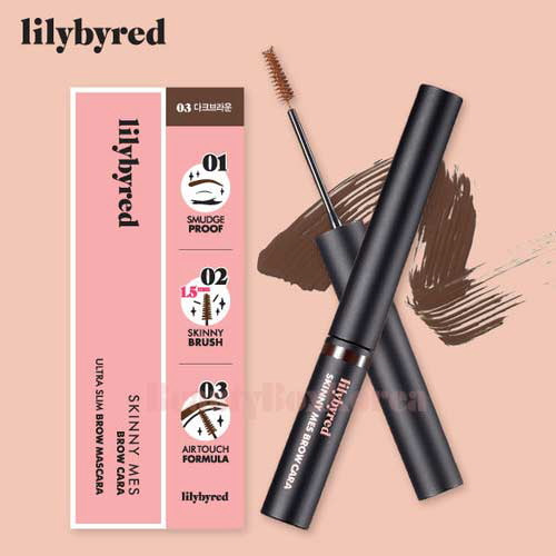 LILYBYRED Skinny Mes Brow Mascara 3.5g