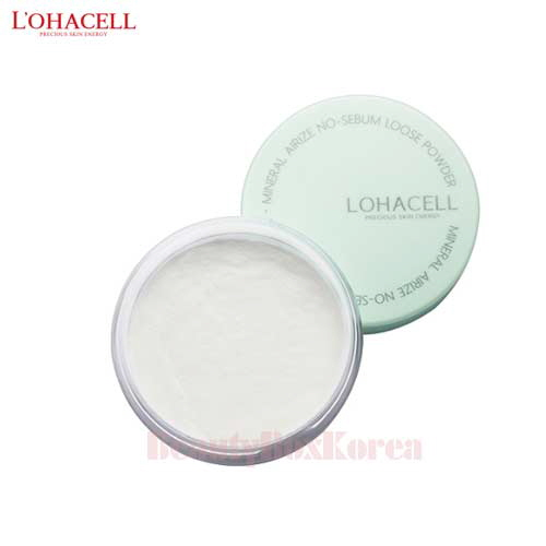 LOHACELL Mineral Airize No Sebum Powder 10g