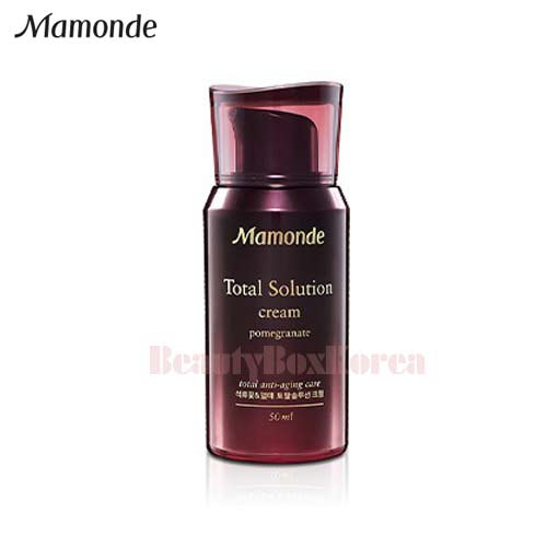 MAMONDE Total Solution Cream Pomegranate 50ml