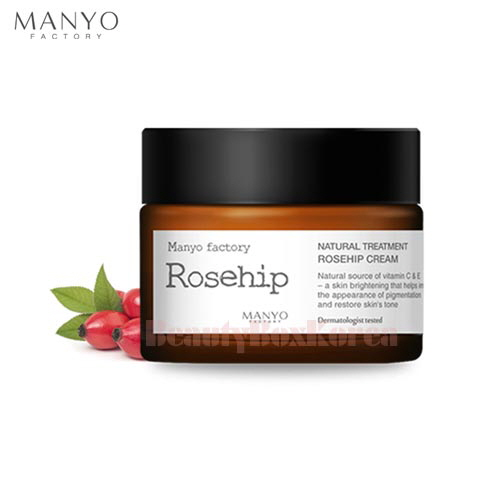 MANYO FACTORY Natural Treatment Rosehip Cream 50ml