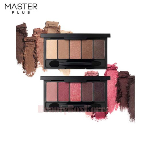 MASTER PLUS Eyeshadow Palette 5g