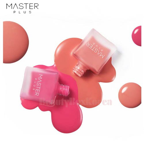 MASTER PLUS Ink Wear Cheek 9ml
