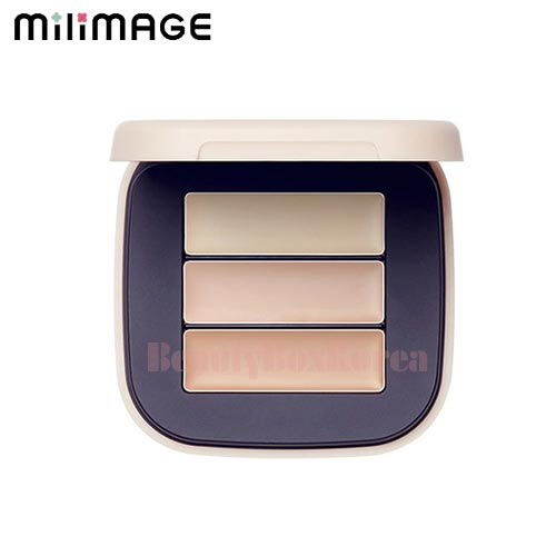 MILIMAGE Cover Fixing Concealer 1.2g*3