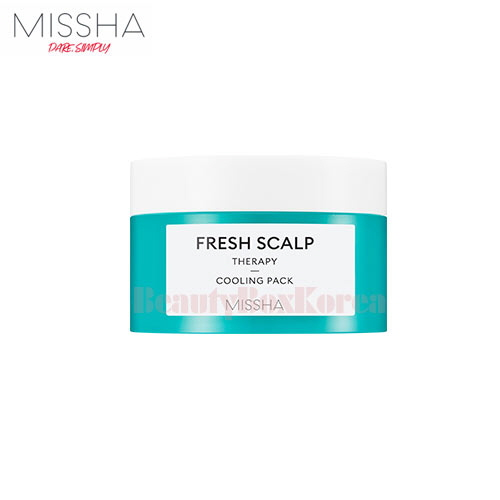 MISSHA Fresh Scalp Therapy Cooling Pack 200ml,MISSHA