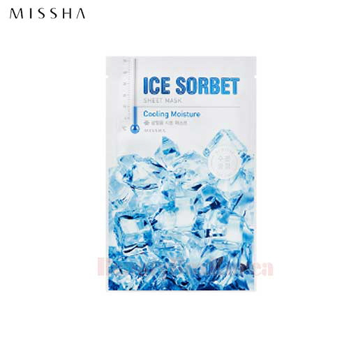 MISSHA Ice Sorbet Sheet Mask 30g