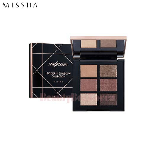 MISSHA Italprism Modern Shadow Collection 1.1g*6ea
