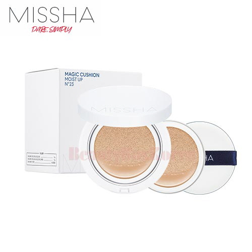 MISSHA Magic Cushion Moist Up SPF50+PA+++ 15g