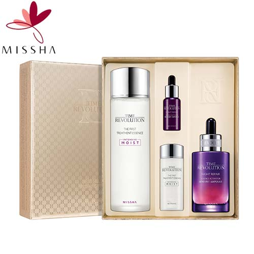 MISSHA Time Revolution Best Seller Special Set (4items), MISSHA