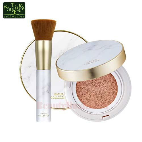 NATURE COLLECTION Signature Cushion SPF50+ PA+++ Set 15g