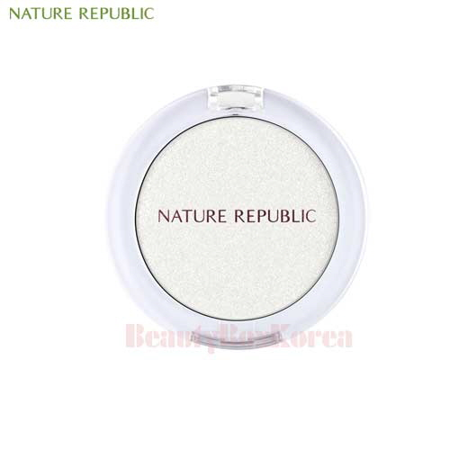NATURE REPUBLIC By Flower Eye Shadow 2.5g (Glitter)