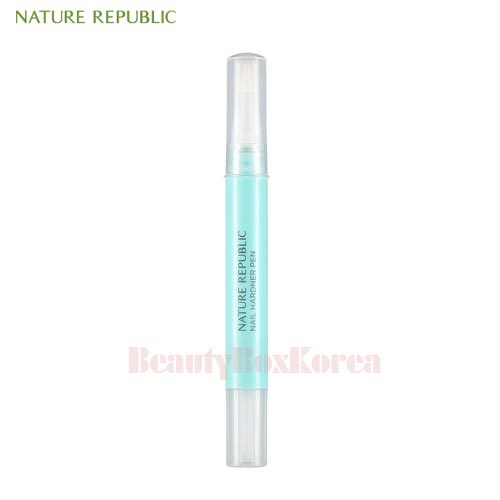 NATURE REPUBLIC Color & Nature Nail Hardner Pen 2.3g