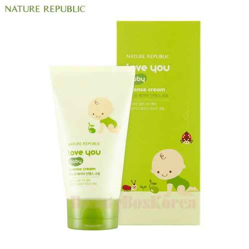 NATURE REPUBLIC Love You Baby Mild Cream 100ml
