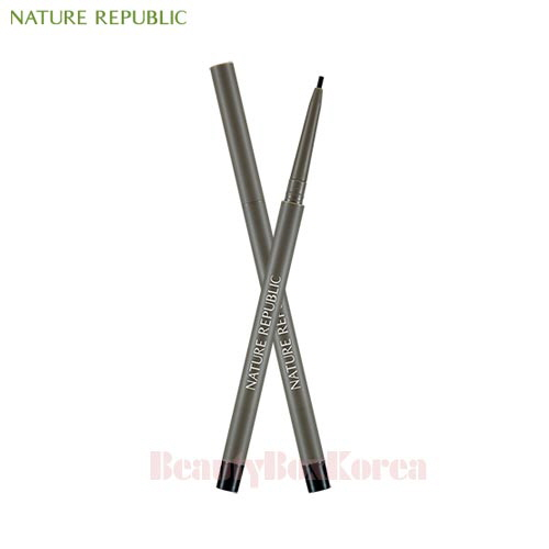 NATURE REPUBLIC Microfiber Slim Fit Eyeliner 0.05g
