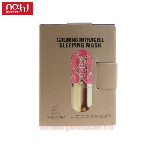 NOHJ Calming Intracell Sleeping Mask 26g*10ea